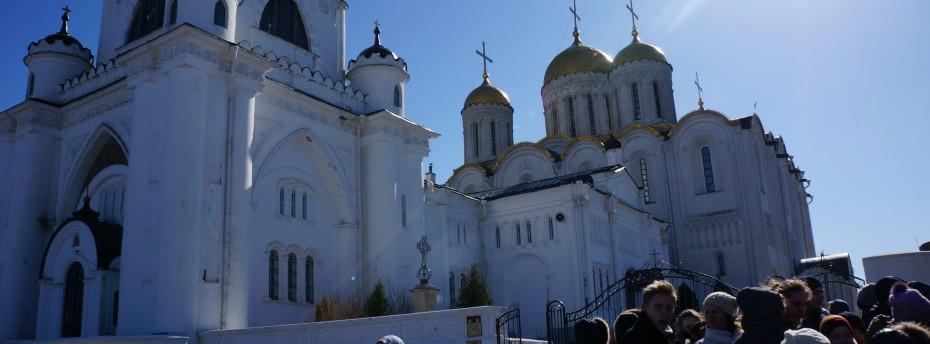 Паломническая поездка в Суздаль и Владимир